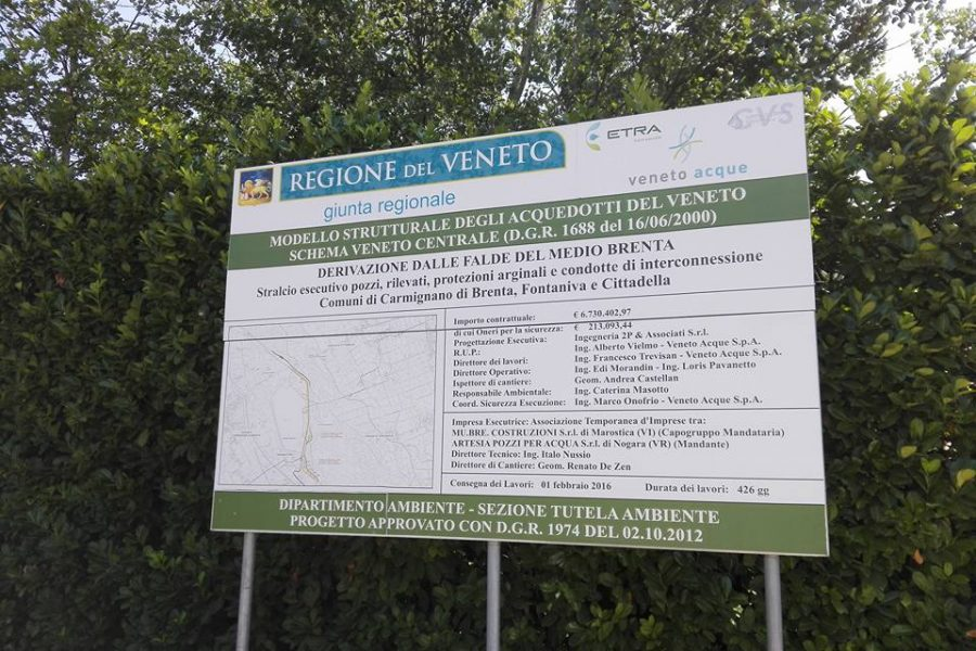 "MOSAV, ""l'Autostrada dell'Acqua"""