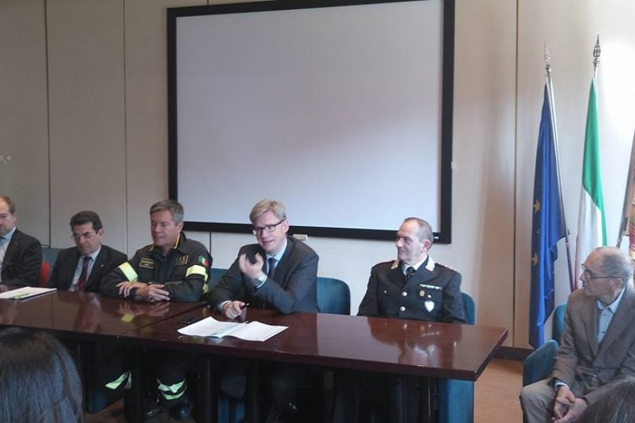 """Incendi e rifiuti.  Bottacin: """"Veneto virtuoso, ma teniamo sempre alta la guardia"""""""