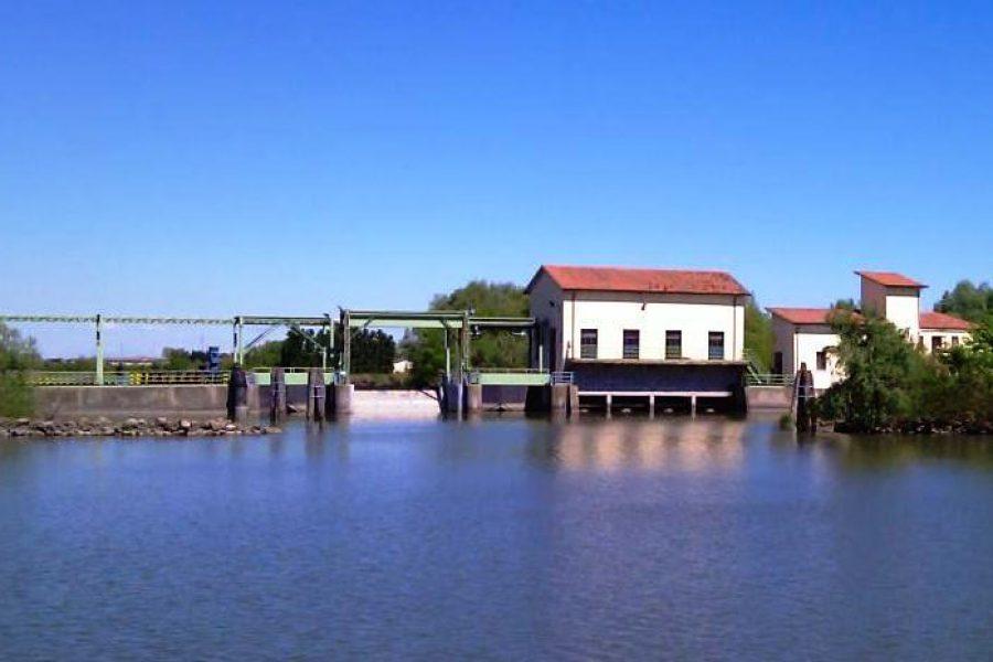 Il potenziamento dell'impianto idrovoro di Chiavegoni : 540 mila euro per la difesa idraulica