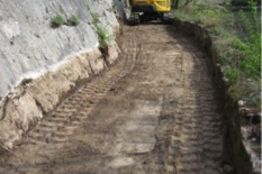 Entro fine anno la conclusione dei lavori di difesa idrogeologica nei Comuni di Zevio, Dolcè e Rivoli