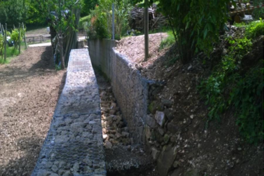 150 mila euro per la difesa idraulica nel territorio di Teolo