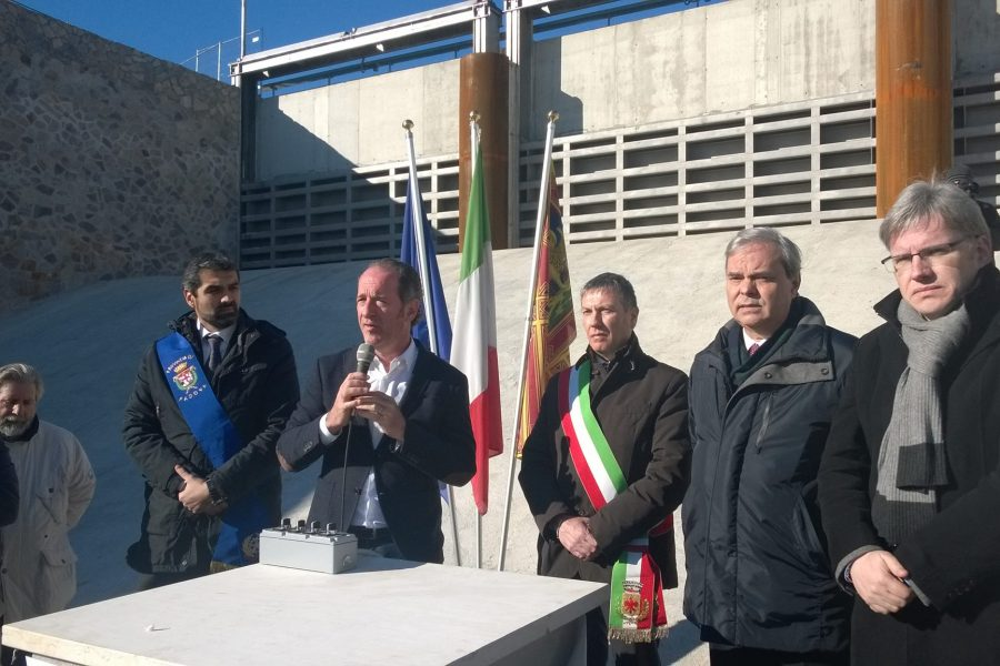 Il cambio di passo nella difesa idraulica del Veneto. Investiti oltre 900 milioni di euro