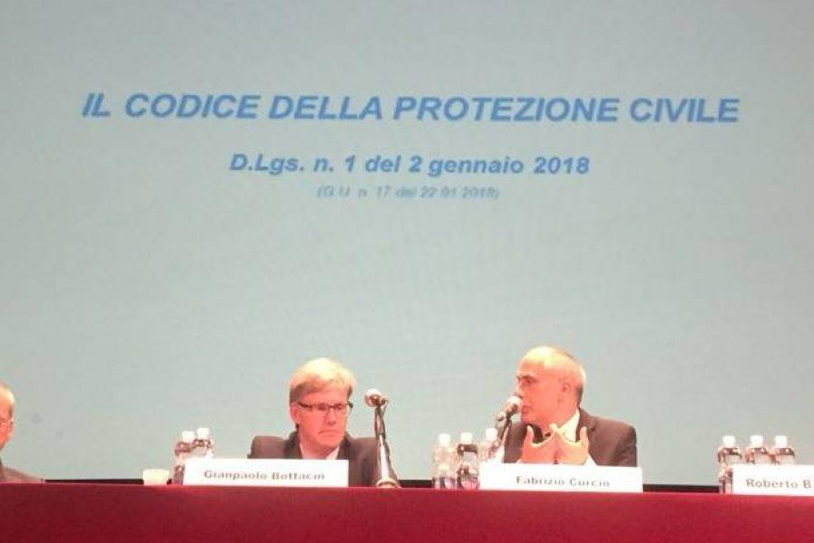 La formazione come elemento chiave di prevenzione in materia di Protezione Civile