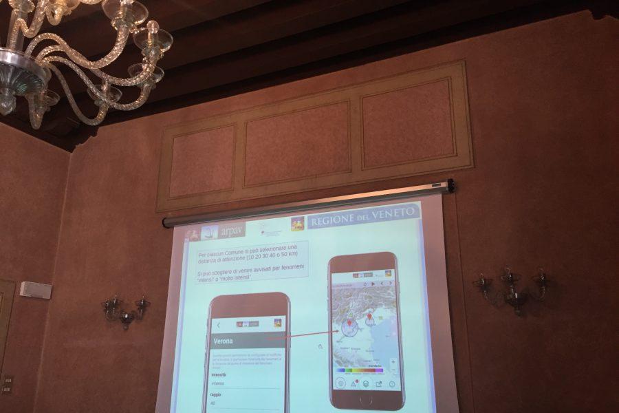 App Temporali, la novità per avere sul telefonino avvisi in tempo reale