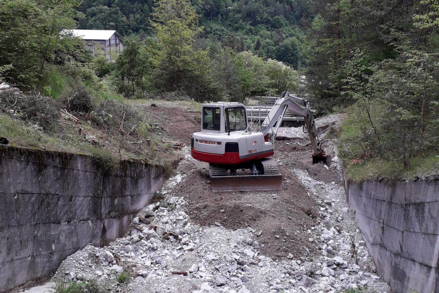 Conclusi i lavori di sistemazione idraulica forestale a Candidopoli