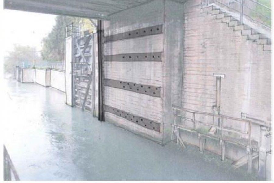 Al via i lavori per potenziare la sicurezza idraulica a valle della conca di Intestadura a Musile e San Donà.