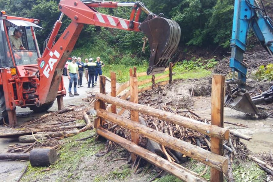 "Esondato l'Orsina. Bottacin ""allertati immediatamente i servizi forestali e la protezione civile"""
