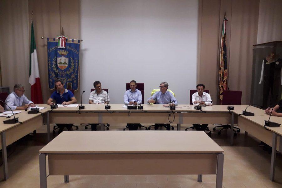 """Maltempo nel Trevigiano. Bottacin incontra i sindaci: """"Già dichiarato lo stato di crisi"""""""