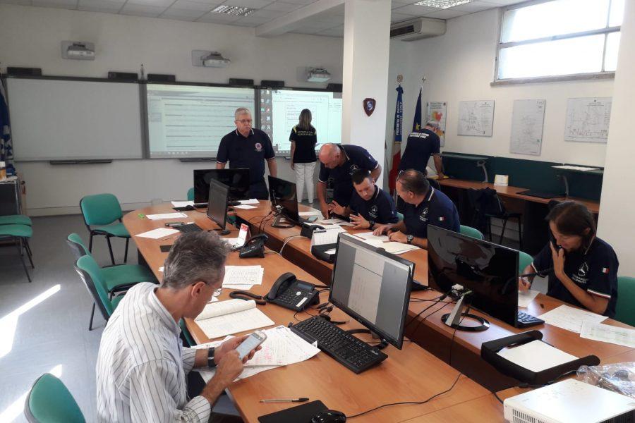 Padova. Volontari al lavoro per superare l'emergenza