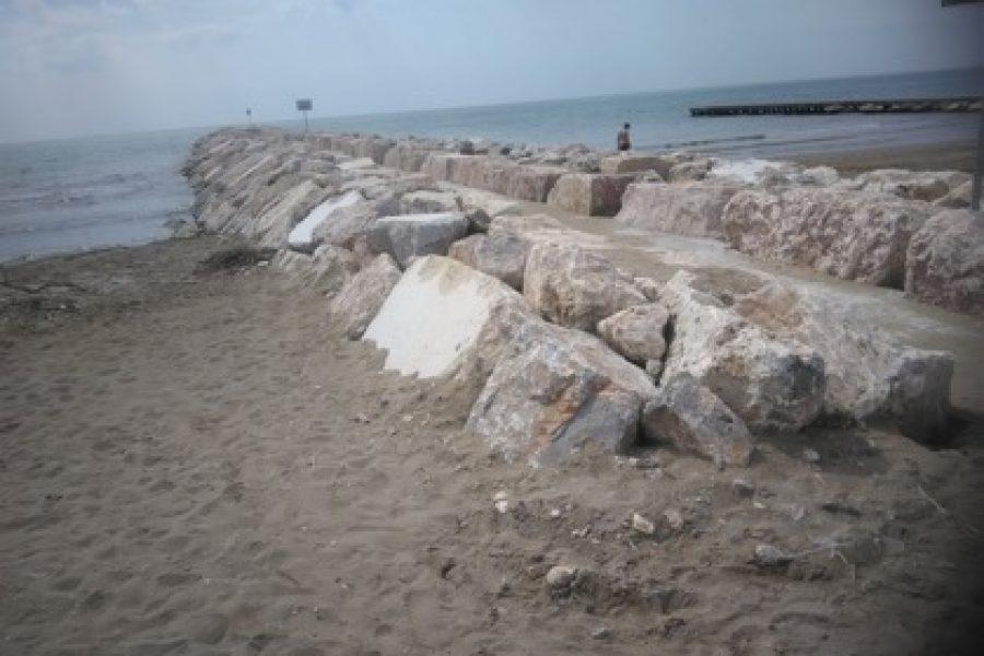 Continua l'intervento di riqualificazione ambientale e turistica delle foci fluviali tra Piave e Livenza
