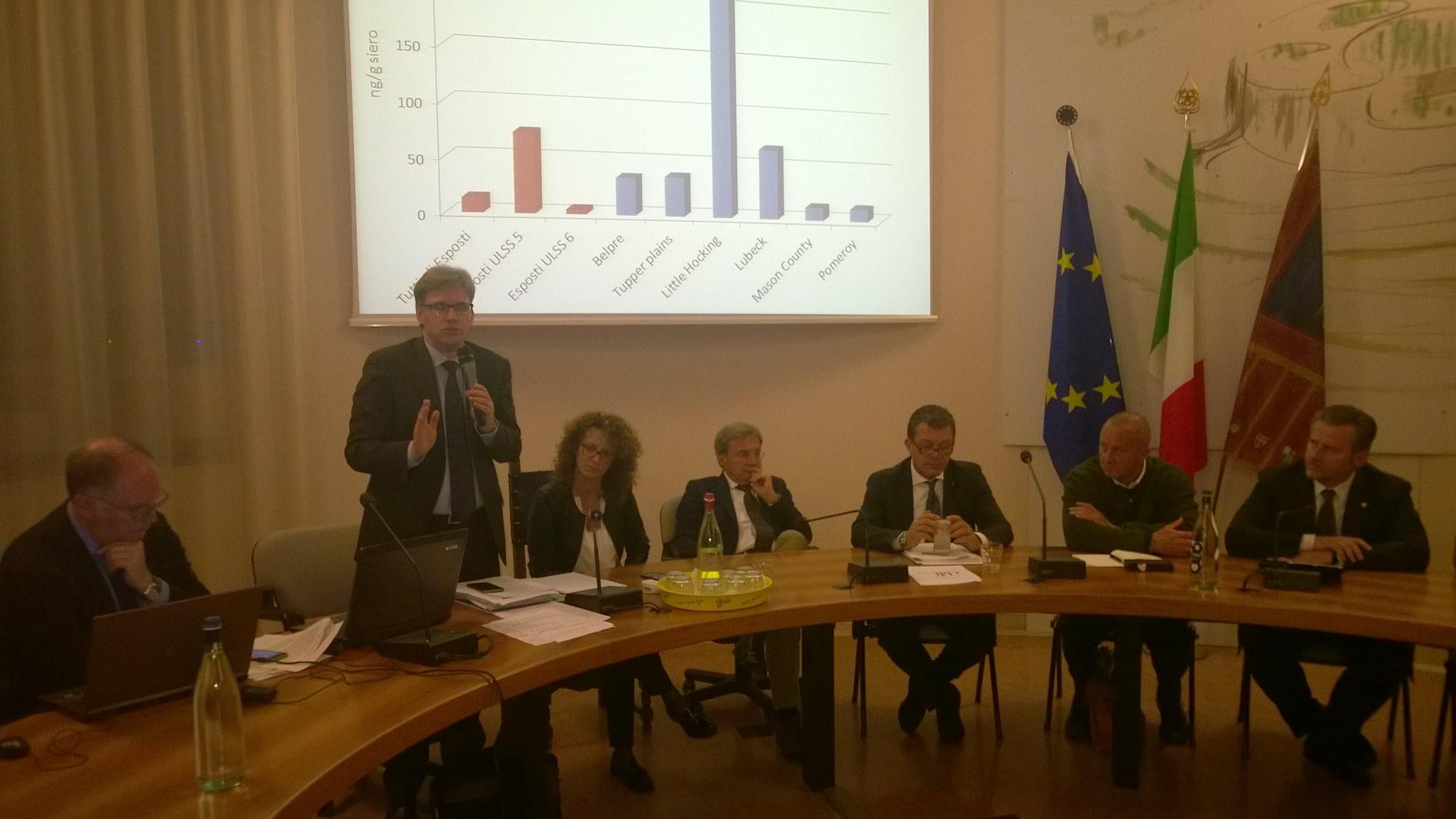 Approvata la relazione finale della Commissione d'inchiesta sull'inquinamento da PFAS