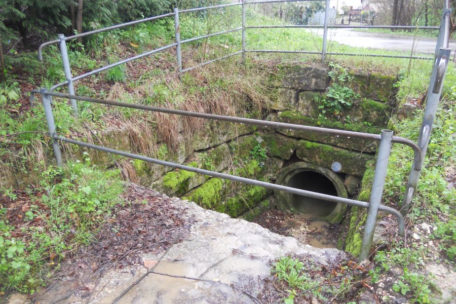Via ai lavori di regimazione idraulica sulla Valle Sabbion a Paderno del Grappa