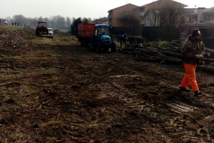 Conclusi gli interventi di sistemazione idraulica del fiume Adige a valle di Verona