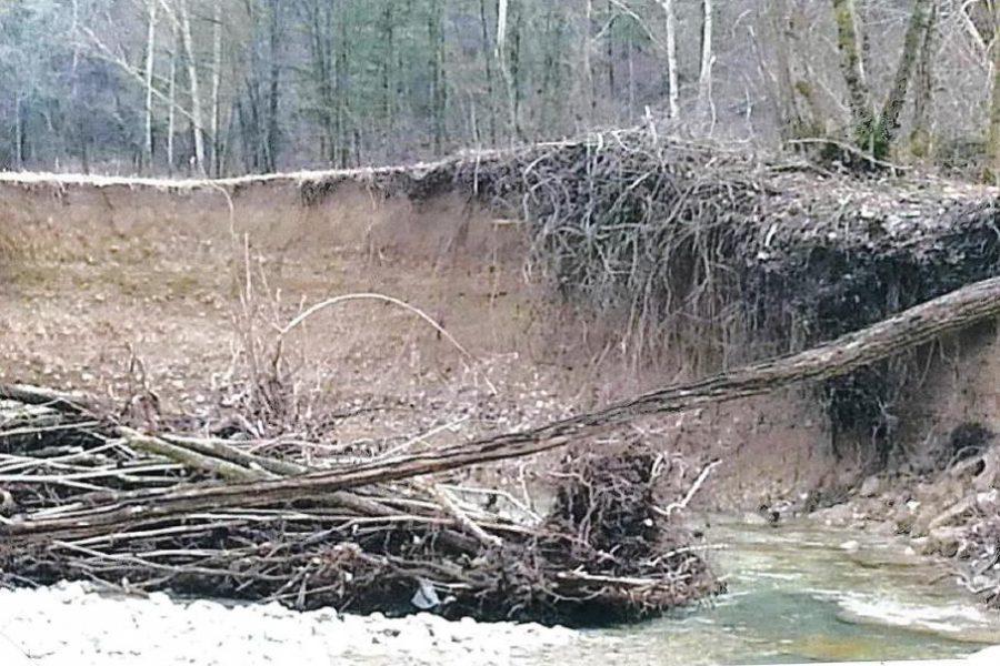 Conclusi i lavori per il ripristino delle difese spondali del fiume Soligo