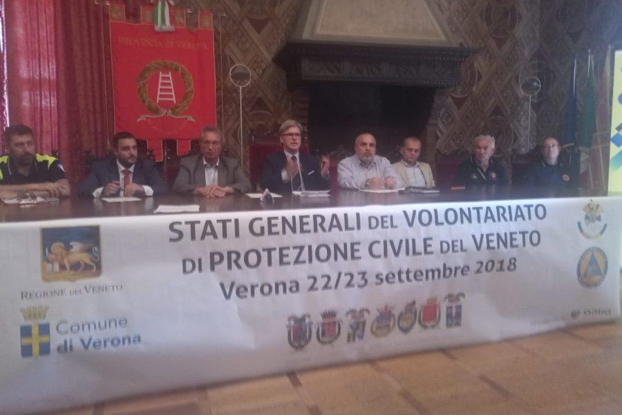 Presentati gli Stati generali della Protezione Civile in programma a Verona nel fine settimana