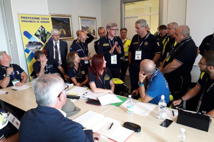Stati Generali della Protezione Civile a Verona. I momenti salienti della prima giornata