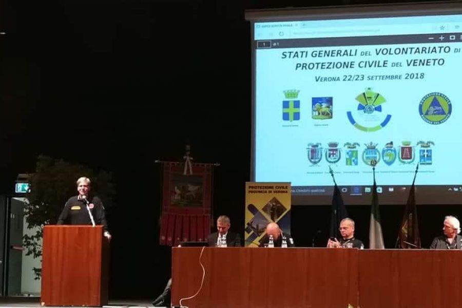 """Chiusi gli Stati Generali della Protezione Civile. L'assessore Bottacin: """"dal gestire l'emergenza a prevederla e prevenirla. Questo è il futuro""""."""