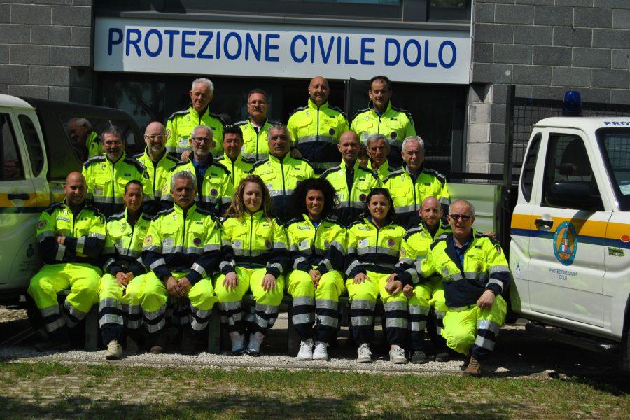 La Protezione Civile di Dolo festeggia vent'anni di attività