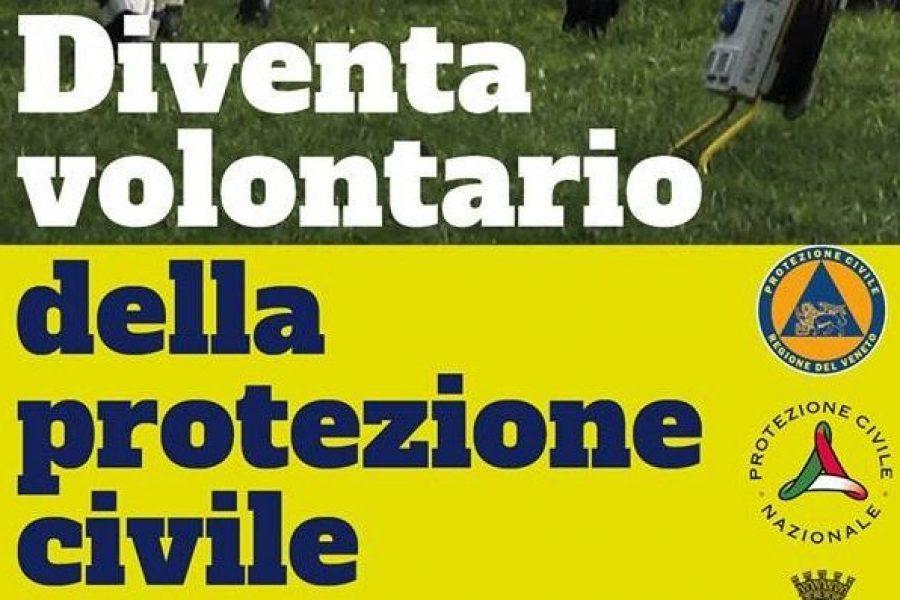 Diventa membro della Protezione Civile! Il Gruppo comunale Volontari Protezione Civile di Abano Terme cerca nuove leve