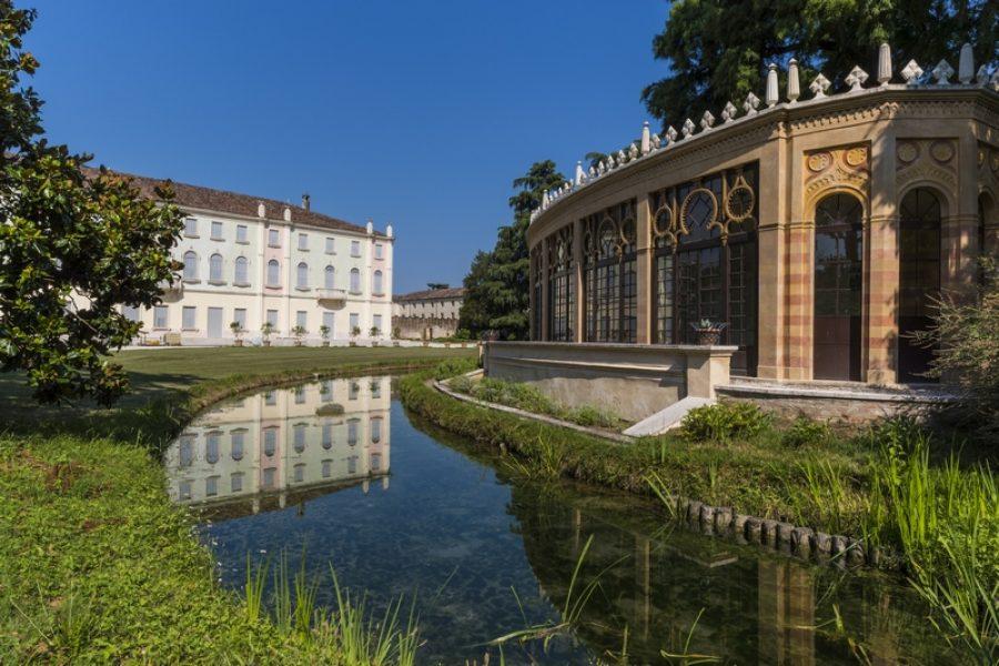 Villa Revedin Bolasco. È in Veneto il Parco più Bello d'Italia