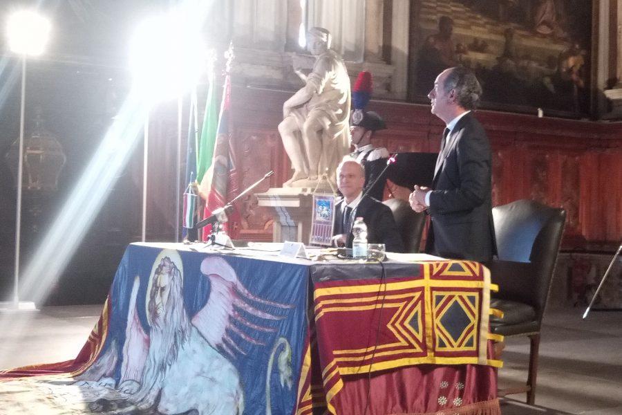 Firma del protocollo tra Ministero e Regione in materia di storia e cultura del Veneto