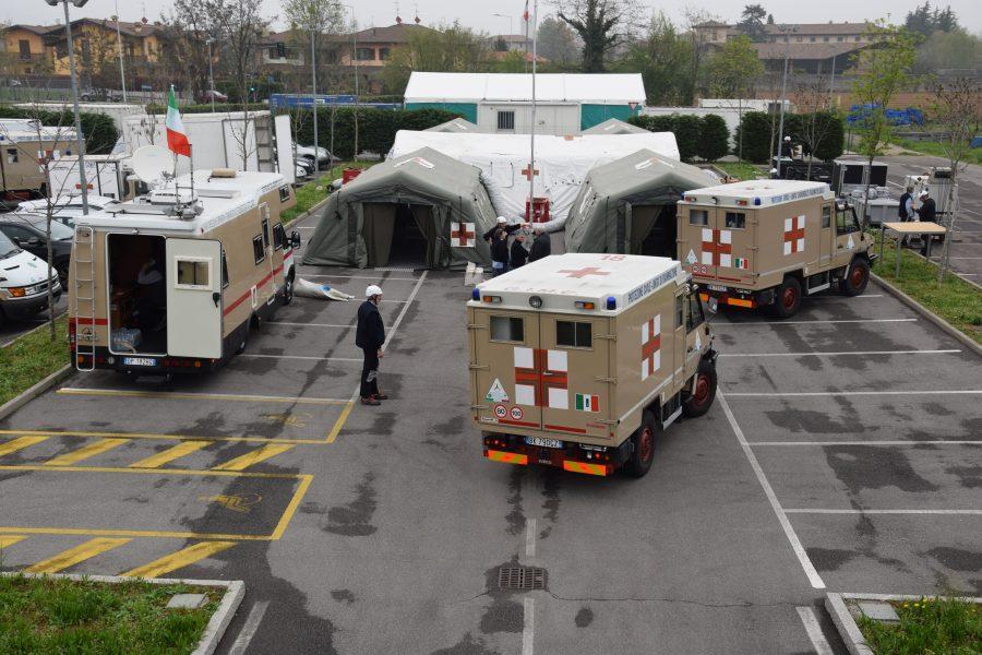 VARDIREX 2018. Esercito e volontariato insieme in un'esercitazione per testare il nuovo sistema operativo