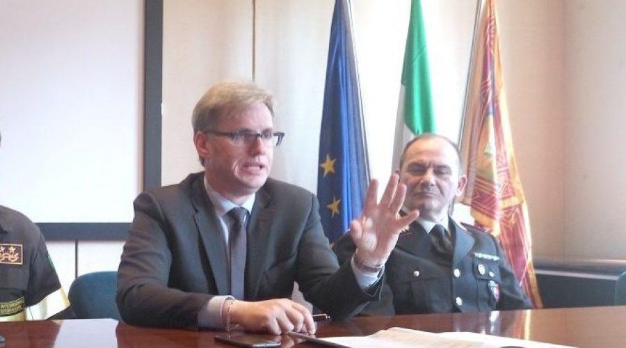 I NOE scoprono un traffico illecito di rifiuti a Treviso