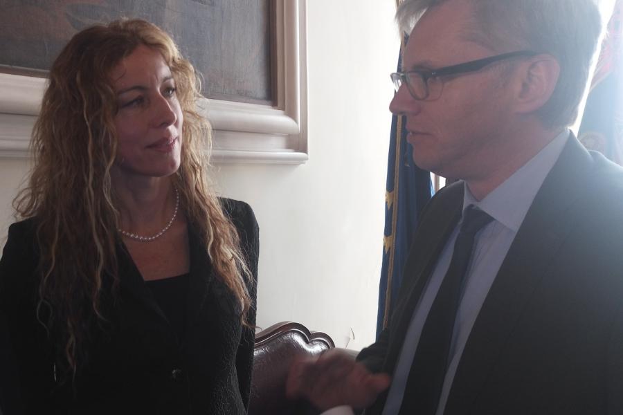 Incontro con il ministro Stefani sull'autonomia bellunese