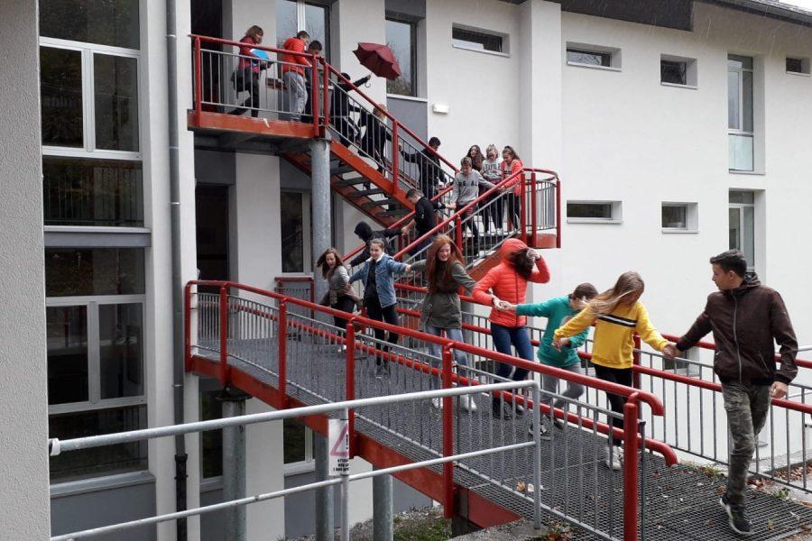 Scuola Sicura Veneto a Pieve di Cadore (BL). Rinviata la giornata prevista per il 29 a Peschiera del Garda (BL)