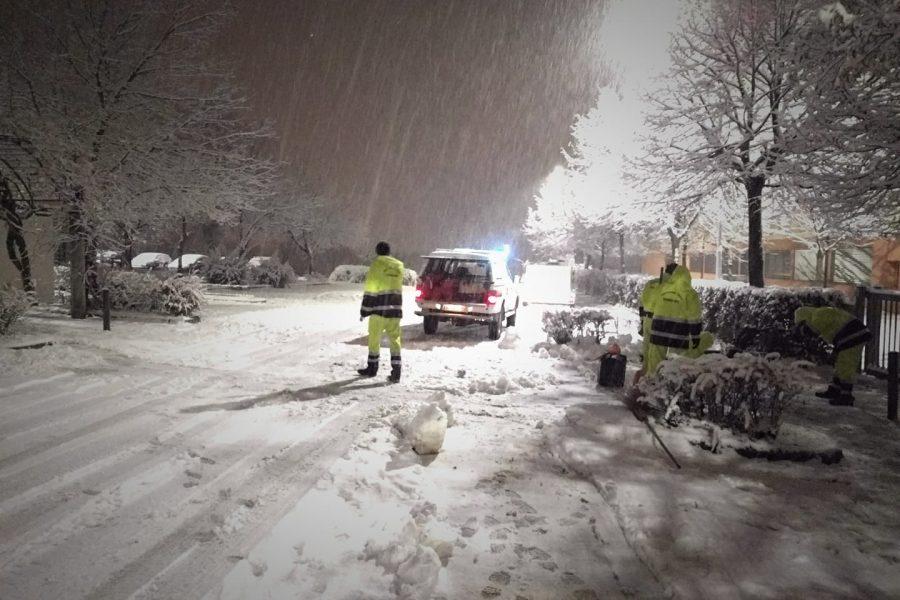 A Malo  (Vicenza) due giorni per testare la reattività al rischio idrogeologico