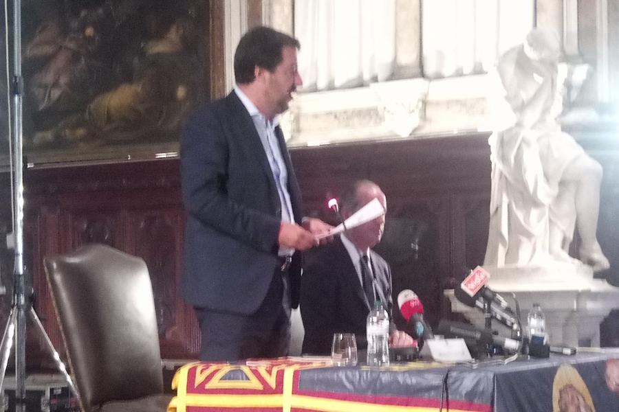 Anche Salvini domani nel Bellunese per verificare i danni