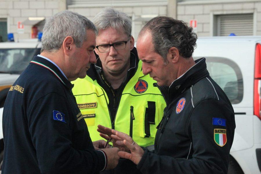 Venerdì 29 marzo a Belluno la grande festa del volontariato di Protezione Civile