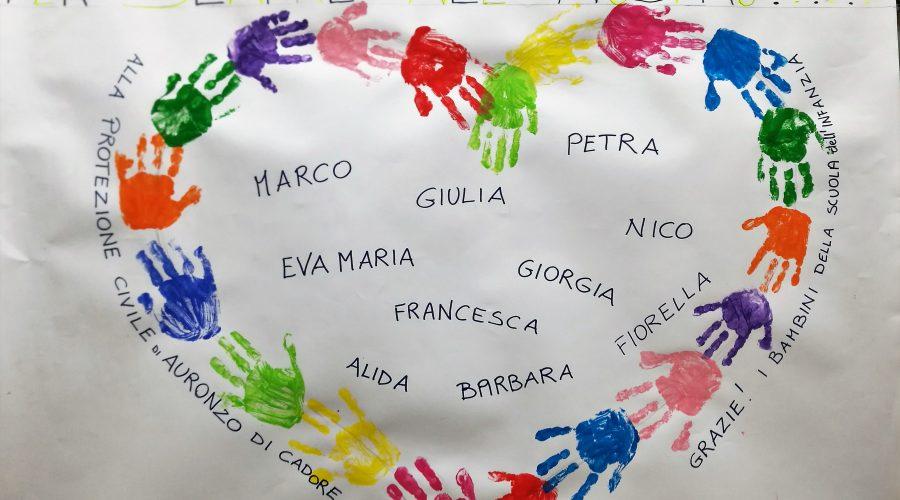 """Montemonaco (AP) in aiuto al Veneto. Bottacin: L'unione umana più forte delle sventure"""""""