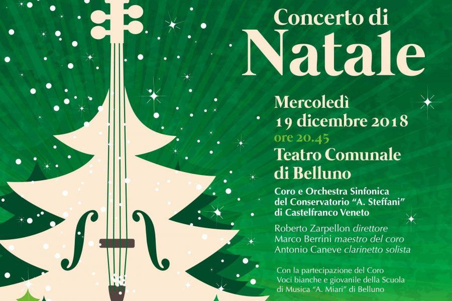Concerto di Natale per Belluno