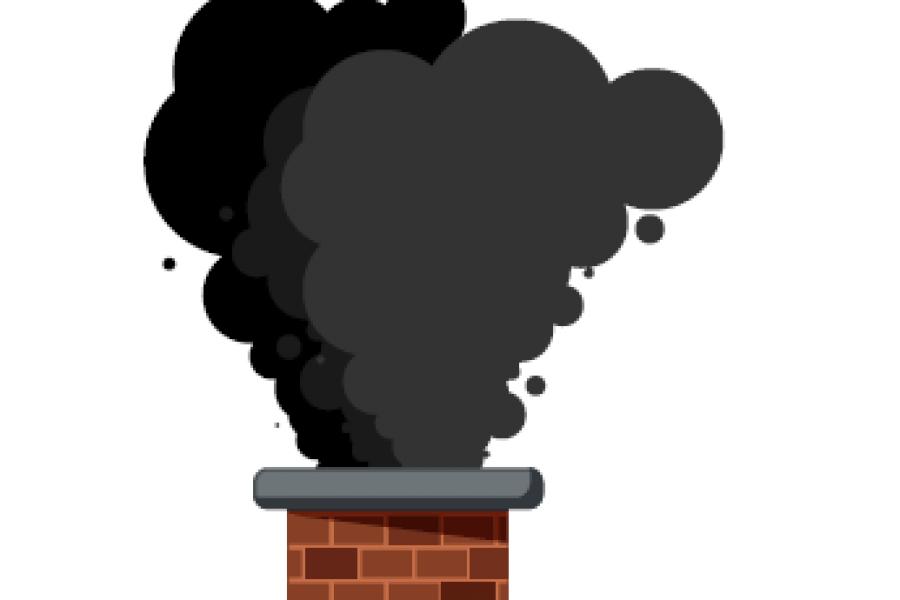 Una regola al giorno per non inquinare l'aria. Fai pulire la canna fumaria