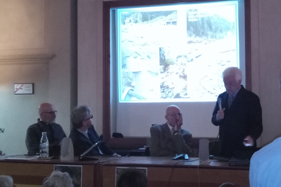 Il Convegno della Fondazione Angelini sul maltempo delle scorse settimane