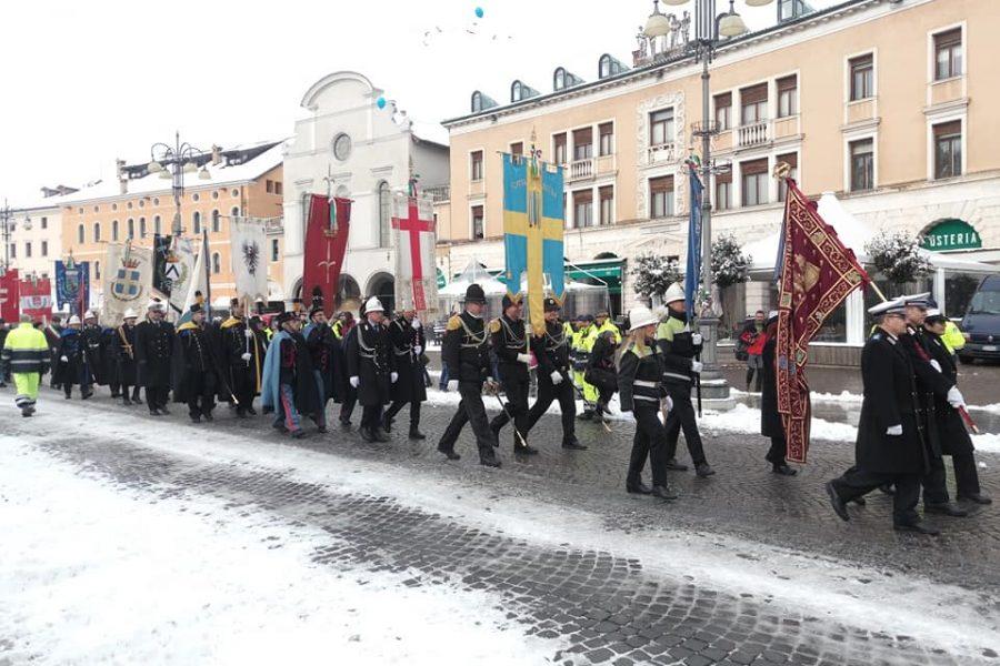 A Belluno la festa delle Polizie Locali del Triveneto.