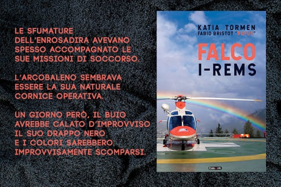 """Presentazione del libro """"Falco I-Rems"""" a Fregona. Il ricavato devoluto ai territori colpiti dal maltempo"""