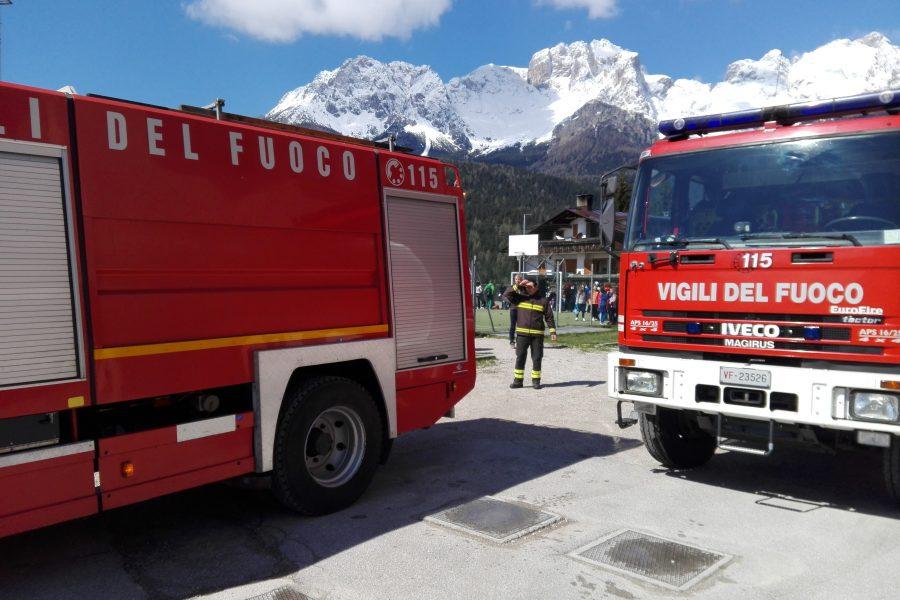 150mila euro ai comuni sede dei distaccamenti dei Vigili del Fuoco Volontari