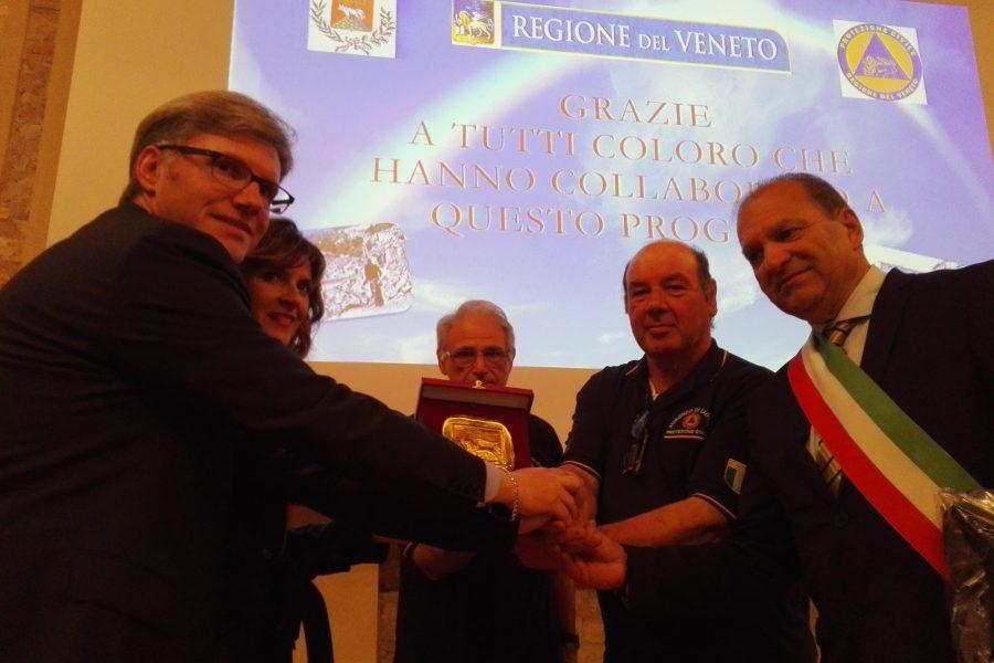 Assegno di Montemonaco (AP) per il Veneto