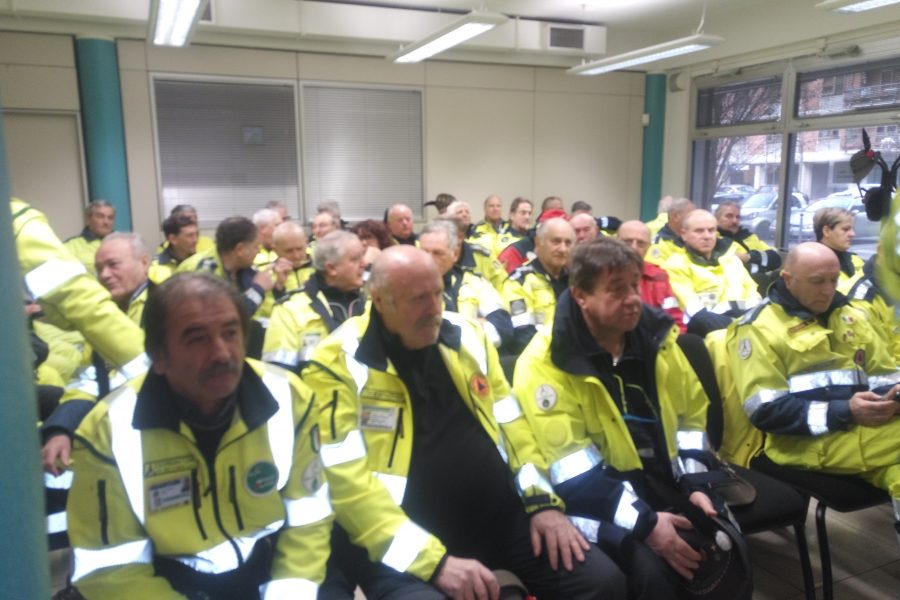 Sessanta motoseghe donate alla Protezione Civile