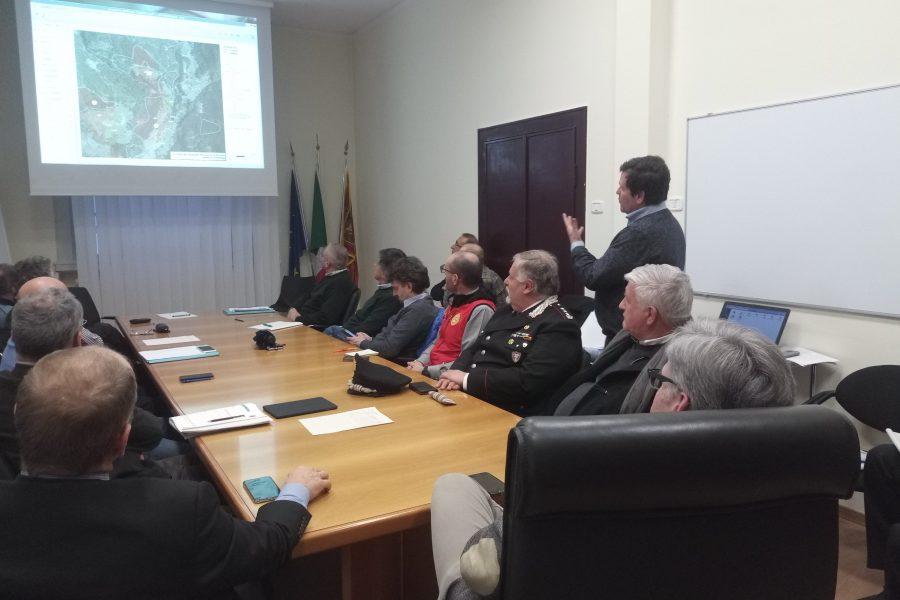 In corso azioni preventive per far fronte a eventuali emergenze in caso di nevicate