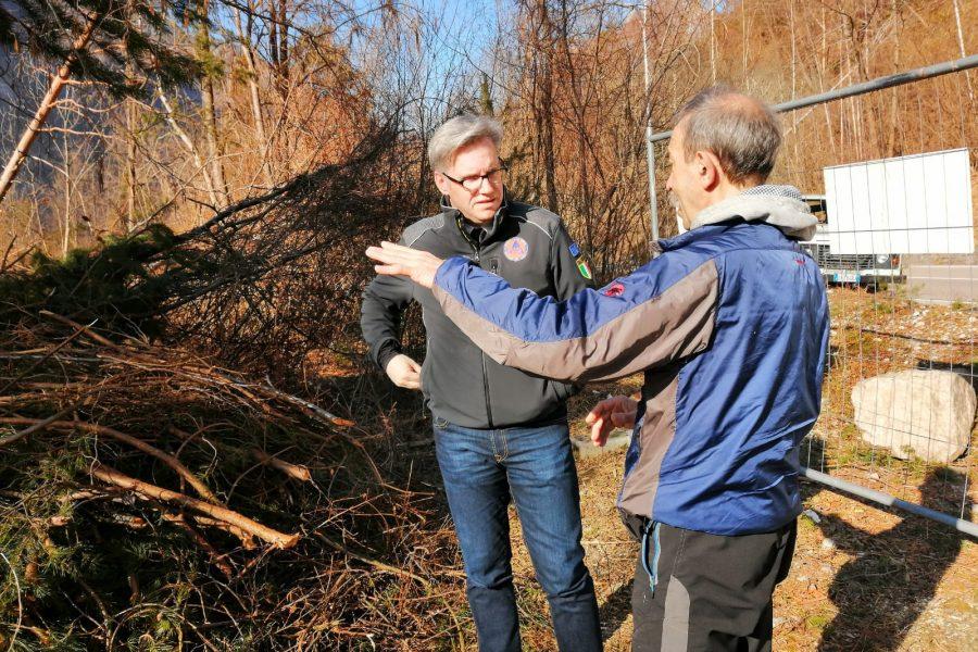 21 milioni per gli interventi idraulico forestali in programma nel 2019