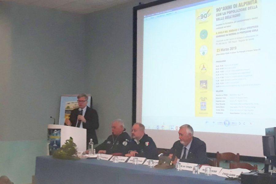 Il fondamentale ruolo di cittadini e volontari nella Protezione Civile