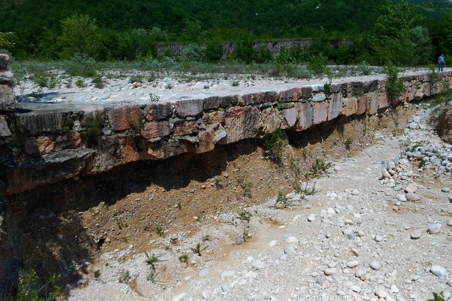 Affidati i lavori  sull'Illasi a Tregnago