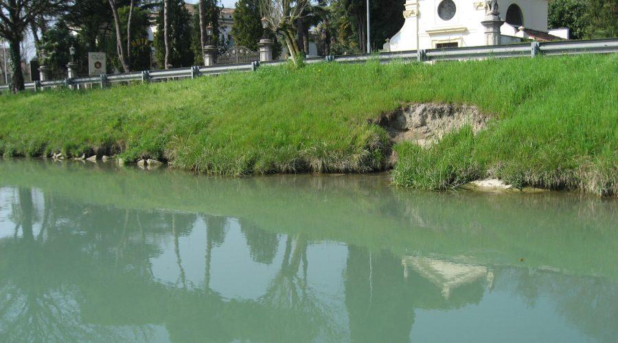 Aggiudicati 500mila euro di lavori per sistemazioni idrauliche lungo il Brenta e i corsi d'acqua del Bacino Scolante della laguna di Venezia