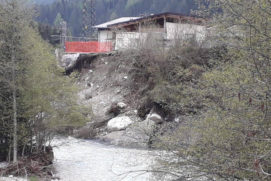 Consegnati i lavori di due nuovi cantieri a Rocca Pietore e ad Auronzo