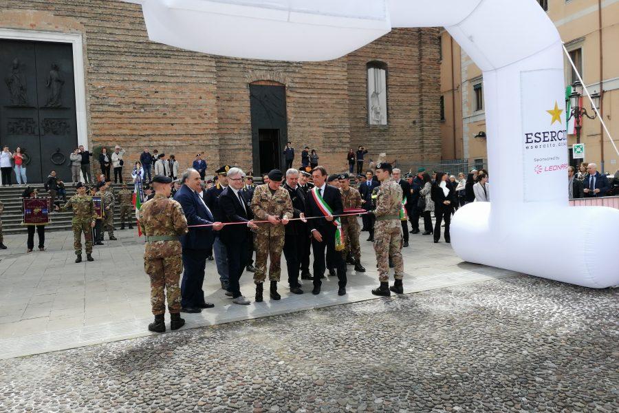Anniversario della costituzione dell'esercito A Padova