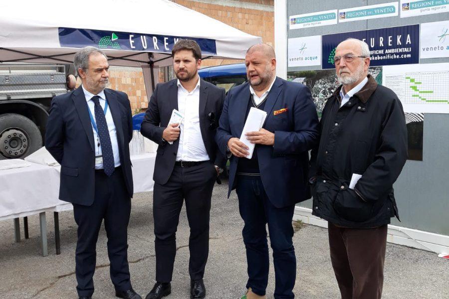 5 milioni per bonificare l'area ex_Nuova Esa di Marcon dai rifiuti