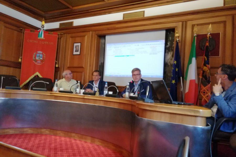 Alvia i lavori sul Bigontina per mettere in sicurezza l'abitato di Alverà. Interventi per 4,5 milioni di euro
